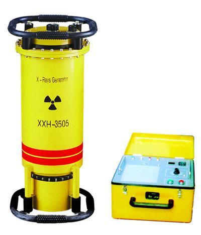 Directional portable X-ray flaw detector XXG-3005