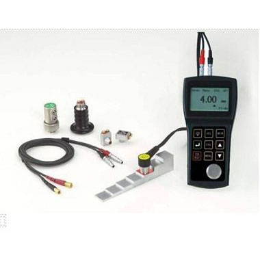 Ultrasonic Through Coating Thickness Gauge