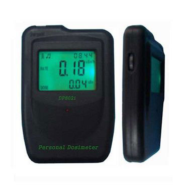 Personal Dose Alarm Meter DP802i Of X-Ray Flaw Detector