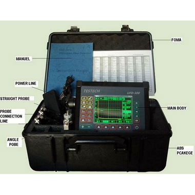 High-tech advanced Ultrasonic Flaw Detector